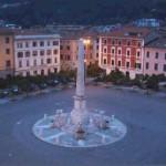 Foto aerea Piazza Aranci
